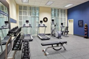 Hampton Inn Suites Orlando fitness