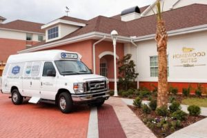 Homewood Suites Orlando shuttle