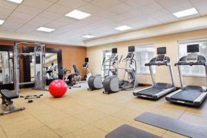 Homewood Suites Orlando fitness