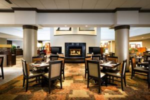 Sheraton Suites Orlando Airport lobby